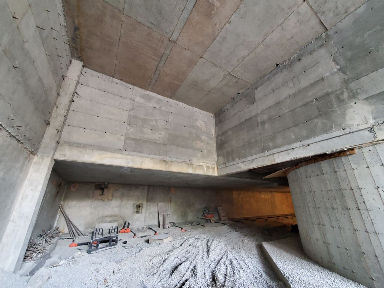 Residential Concrete Forming Project at 12 Dervock crescent, North York , Toronto 4